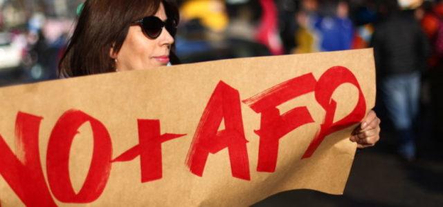 Chile – El impacto del movimiento NO + AFP en 2016