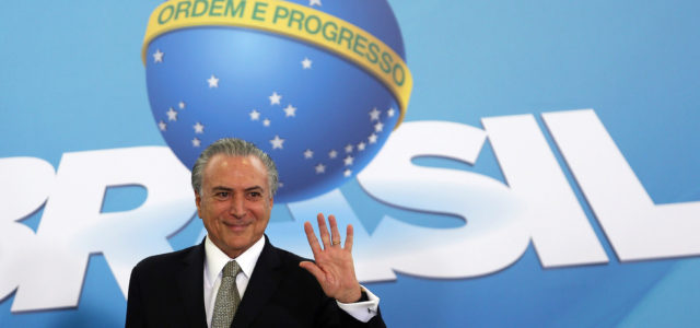 Brasil –Lecciones de 2016 y las tareas para 2017