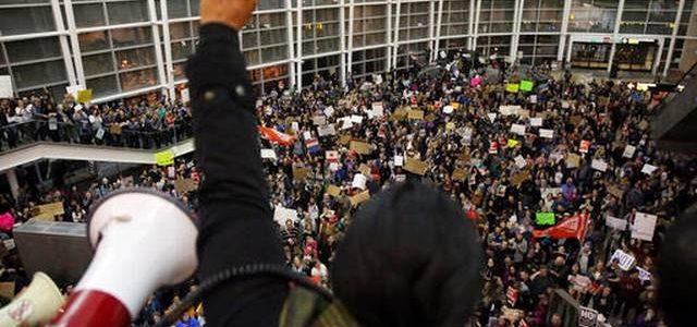 EEUU: Organicemos 100 días de resistencia contra Trump