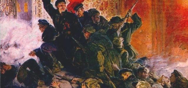 La revolución, a un siglo de la Revolución de Octubre