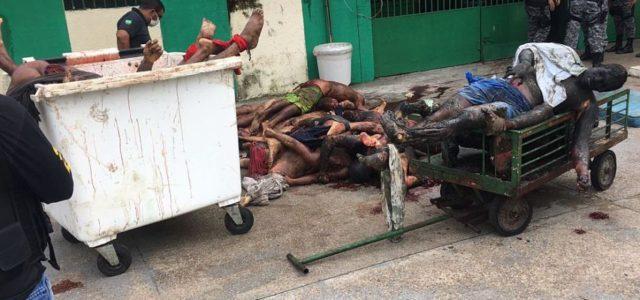 Brasil –Sobre el motín en la cárcel de Manaos
