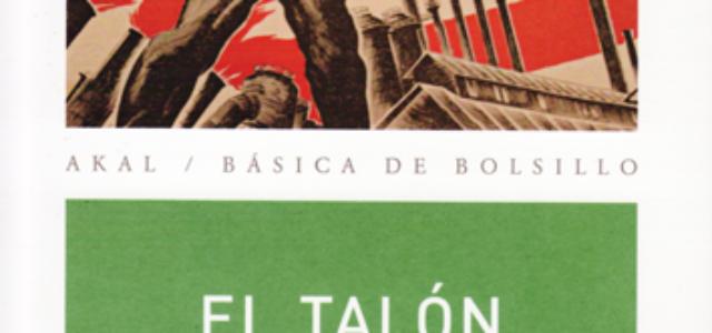 Libros – El talón de hierro