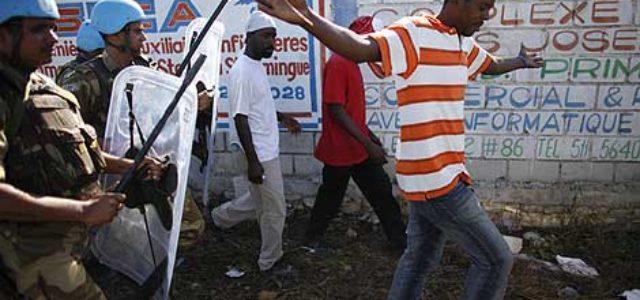 Haití – El nuevo presidente y los viejos cascos azules