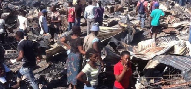 Haití –Un sueño que reapareció tras el terremoto y en medio de la tragedia
