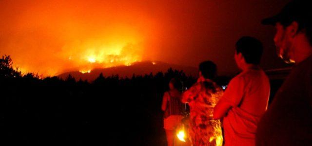 """Experto en incendios: """"Nuestro sistema de emergencia es el mismo desde hace 40 años"""""""