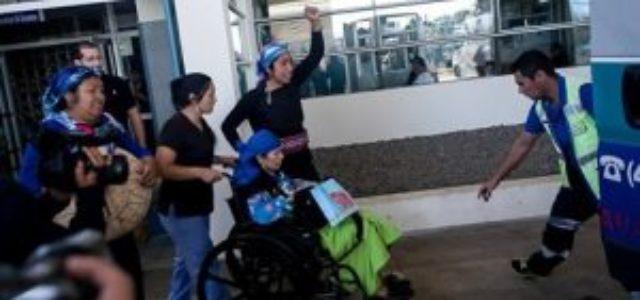 Chile / Wallmapu – Machi Francisca Linconao se trasladó a su Rewe para cumplir arresto domiciliario a la espera del juicio