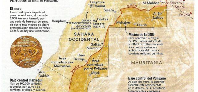 DESDE CHILE APOYAMOS LA LUCHA POR LA DESCOLONIZACION, LA LIBERTAD Y LA PLENA INDEPENDENCIA DEL PUEBLO SAHARAUI.