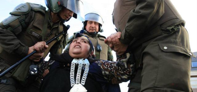 Chile – Estudio de la ONU revela incremento del abuso policial en La Araucanía