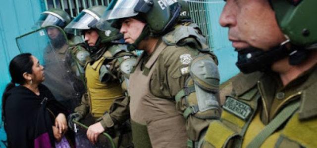 Chile / Wallmapu – Sebastián Piñera y los empresarios de la SOFOFA llaman a poner mano dura en la región de la Araucanía.