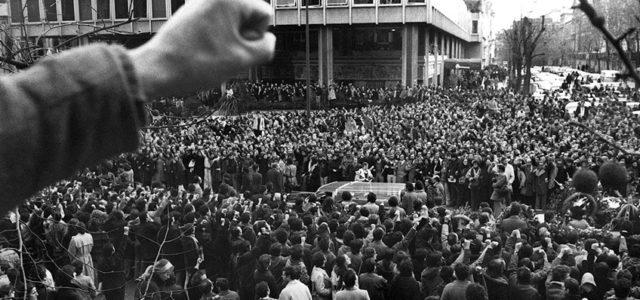 España: 40 aniversario de la matanza de Atocha. Entrevista al histórico dirigente sindical Joaquín Navarro