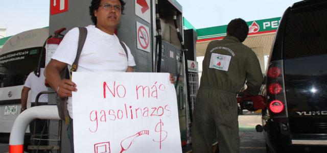 México –El gasolinazo mueve a México