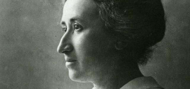 Rosa Luxemburg: El orden reina en Berlín