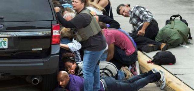 EEUU – Tiroteo en aeropuerto de Florida deja cinco muertos y ocho heridos