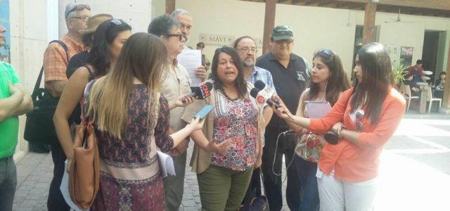 Chile – Piden públicamente a Luis Mesina que asuma la candidatura Presidencial.