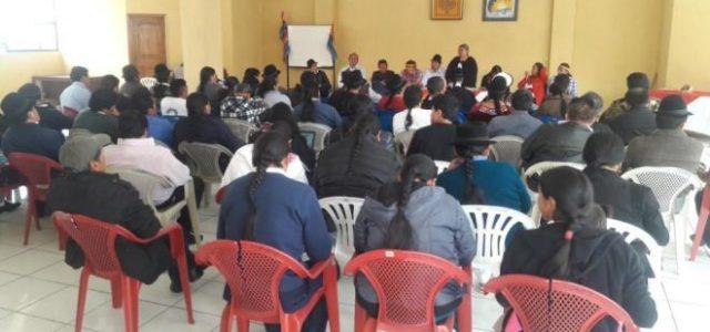 """Ecuador – La Confederación Indígena Conaie resuelve """"no al continuismo, ni a la consolidación del capitalismo"""""""
