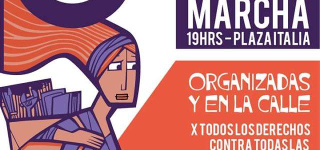 8 de Marzo – Día Internacional de las Mujeres Trabajadoras.