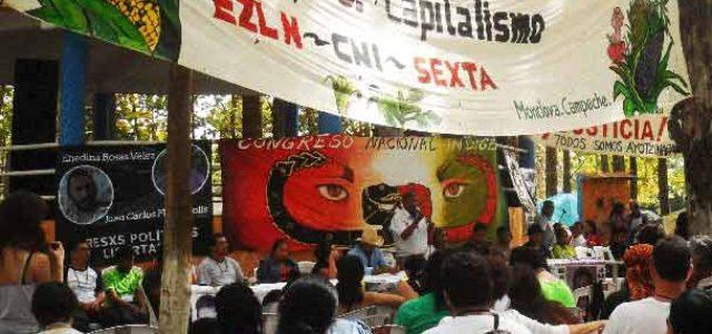 México – El CIG y el EZLN anuncian candidatura para las elecciones de 2018