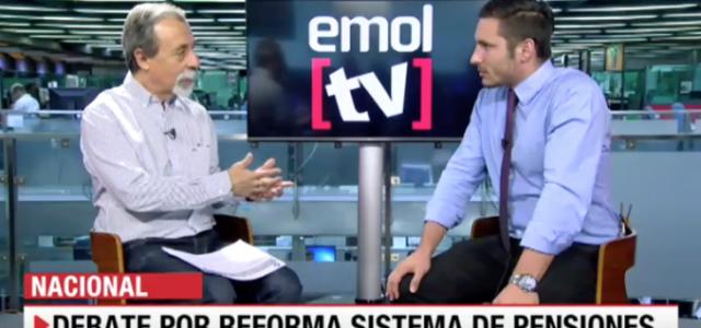 Chile – Entrevista a Luis Mesina en EmolTV