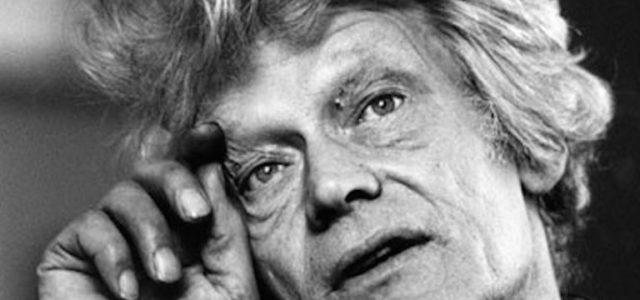 Edward P. Thompson  – Sobre política, historia y el papel de los intelectuales