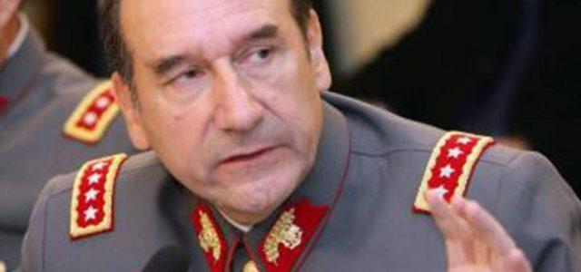Chile – Ex Comandante en Jefe Fuente Alba solicitó que justicia militar y no la civil indague sus eventuales delitos