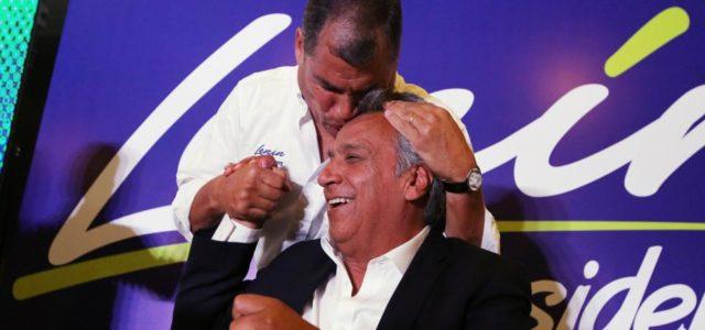 Ecuador – HABRÁ SEGUNDA VUELTA