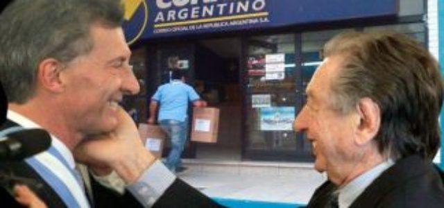Escandalosa estafa con el Correo Argentino: Un regalo a la familia Macri
