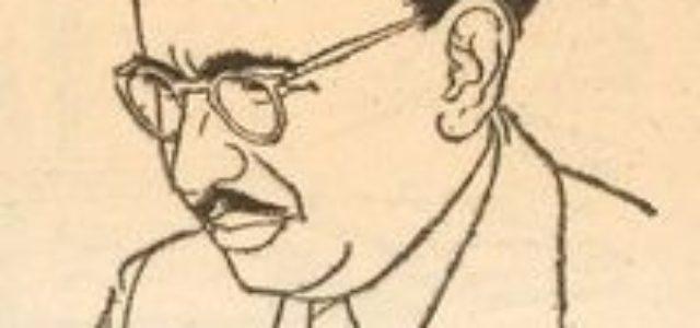 Enrique Espinoza (1898-1987) y la revista Babel