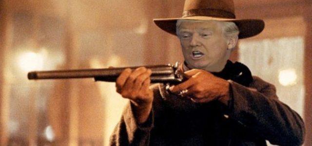 Trump y la política del Far West