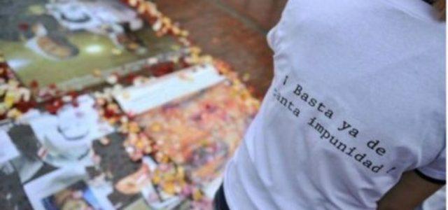 Asesinan a la líder social colombiana Luz Herminia Olarte