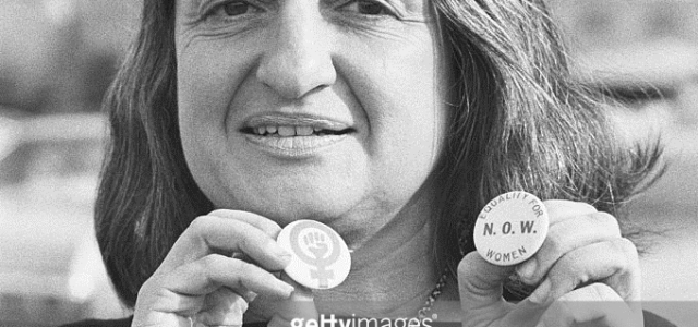 Betty Friedan – Teórica y líder feminista