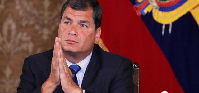 Ecuador –El largo caminar de Correa hacia el neoliberalismo