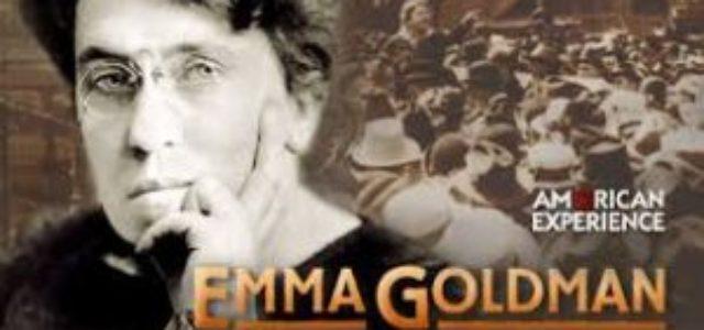 Estado Español – Emma Goldman en el proceso estalinista contra el POUM