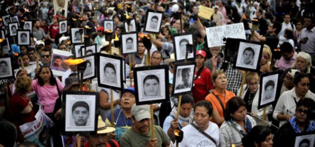 México – Pudieron haber sido 44, los estudiantes desaparecidos en septiembre del 2014
