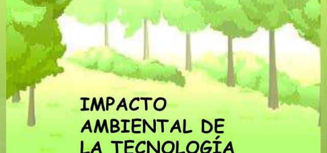 """Más """"avances"""" tecnológicos, más depredación ambiental"""