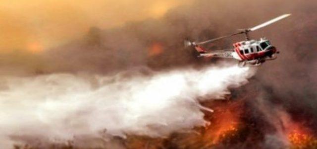 Cartel del Fuego – España indaga a tres empresas que combaten incendios en Chile