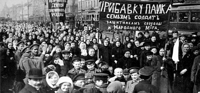 La Revolución de febrero – Cuando la clase obrera derribó el zarismo