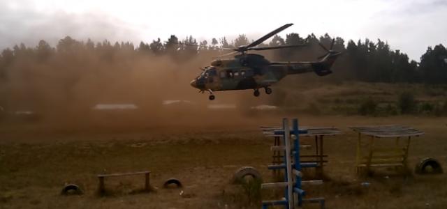 Denuncian ingreso de militares con armamento de guerra a territorio mapuche
