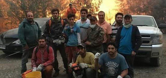 Chile – Psicosis y criminalización en medio de la catástrofe: El caso de la brigada de Poñén