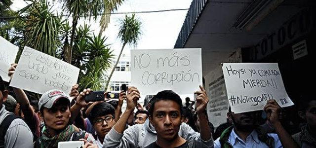 GUATEMALA – Fallidas elecciones para la Asociación de EstudiAntes Universitarios