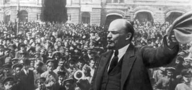A 99 AÑOS DEL TRIUNFO DE LA REVOLUCIÓN RUSA