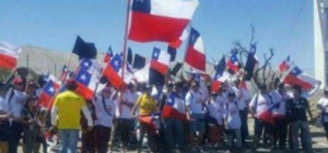Chile – Todos los trabajadores debemos apoyar la huelga en minera Escondida.