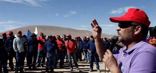 Chile – Escondida: Movilización podría extenderse hasta dos meses