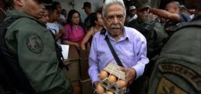 VENEZUELA – FRENTE A LA AGUDIZACION DE LA CRISIS ECONOMICA
