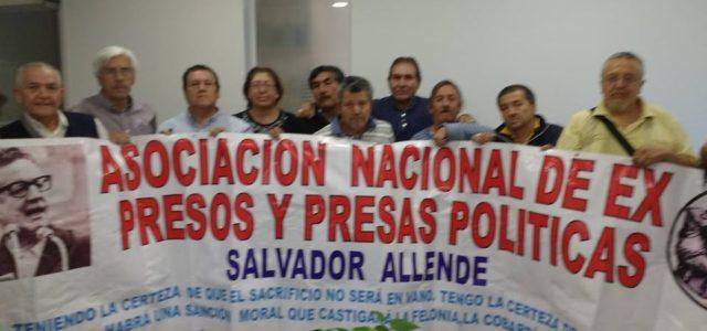 Chile – Ex Presos Políticos ocupan el Instituto de Derechos Humanos