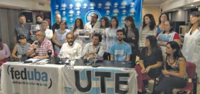 Argentina – LOS DOCENTES ARRANCARON AYER LA HUELGA POR 48 HORAS