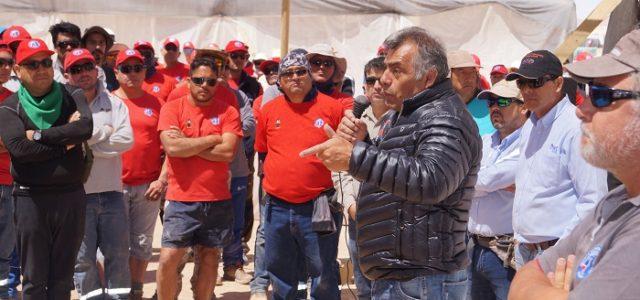 Chile – Federación Minera de Chile condena la presión de la empresa contra los trabajadores de Escondida