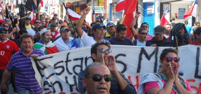 Chile – Trabajadores de Minera Escondida emplazan a la empresa a dar una respuesta a las exigencias de la huelga