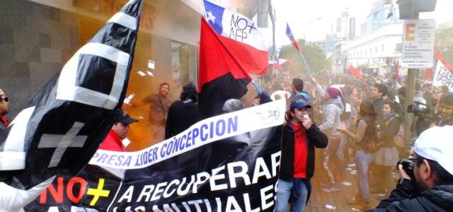 Chile – Fin ahora a las AFP: por un sistema previsional de reparto