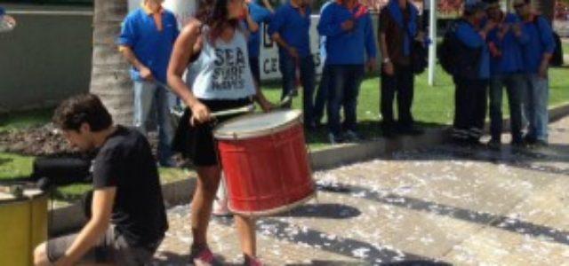 Chile – Centrogas completó su primera semana de huelga legal