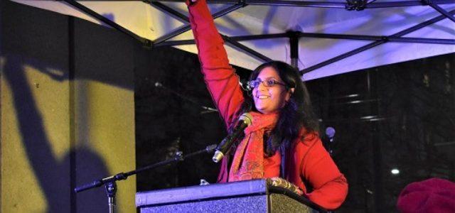 EEUU – Seattle: Discurso de Kshama Sawant en el Día Internacional de la Mujer Trabajadora